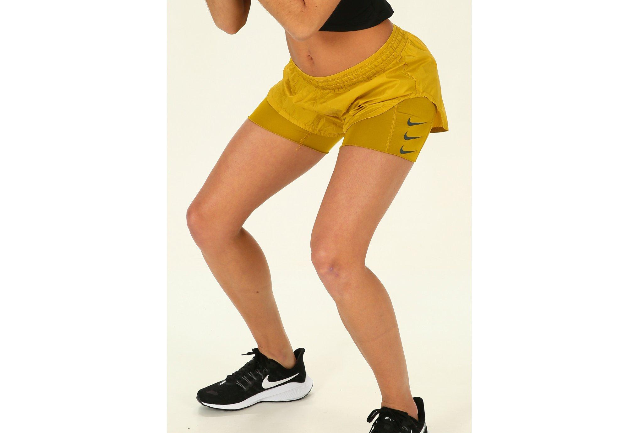 Nike Elevate 2 en 1 W vêtement running femme