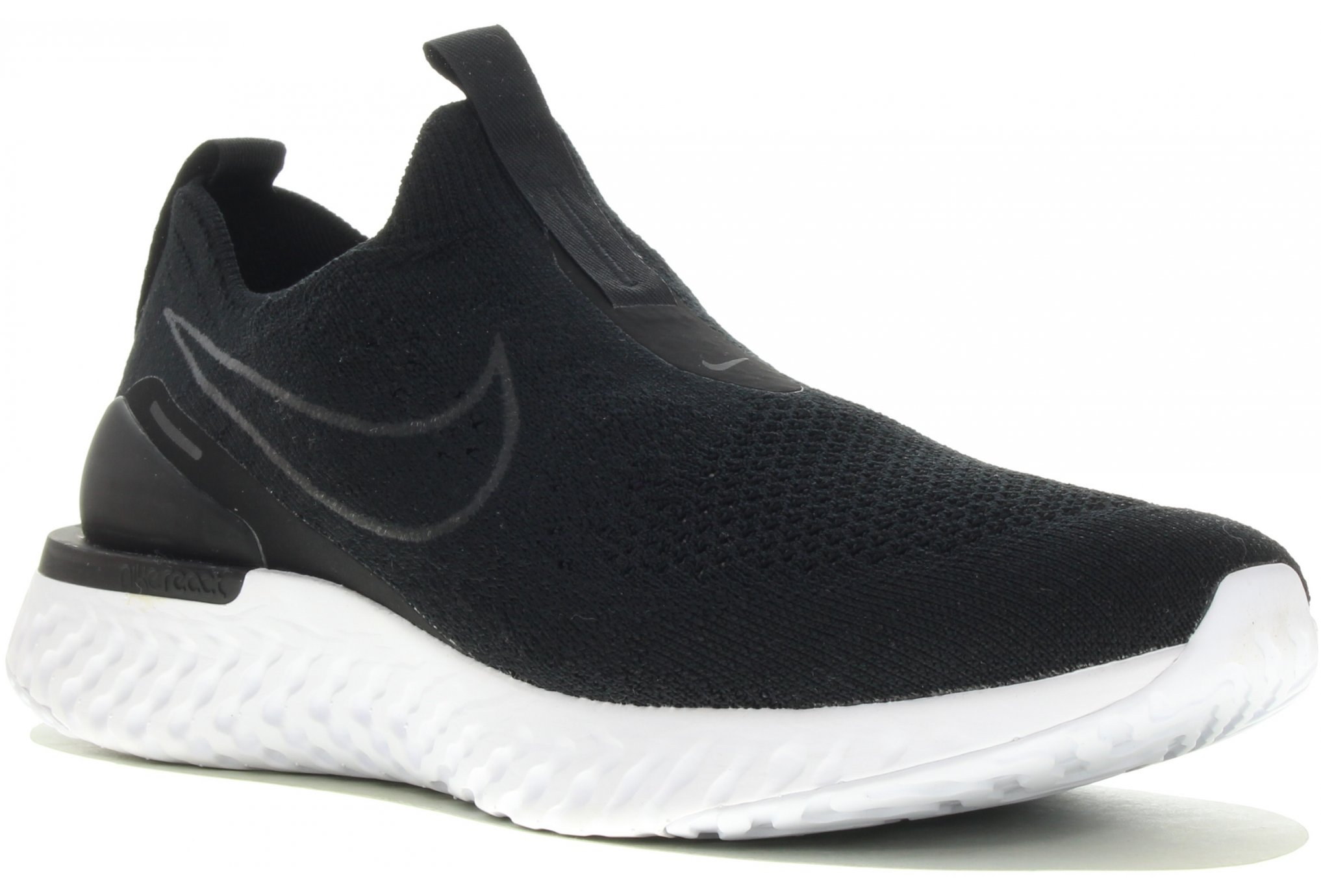 Nike Epic Phantom React FlyKnit Chaussures running femme