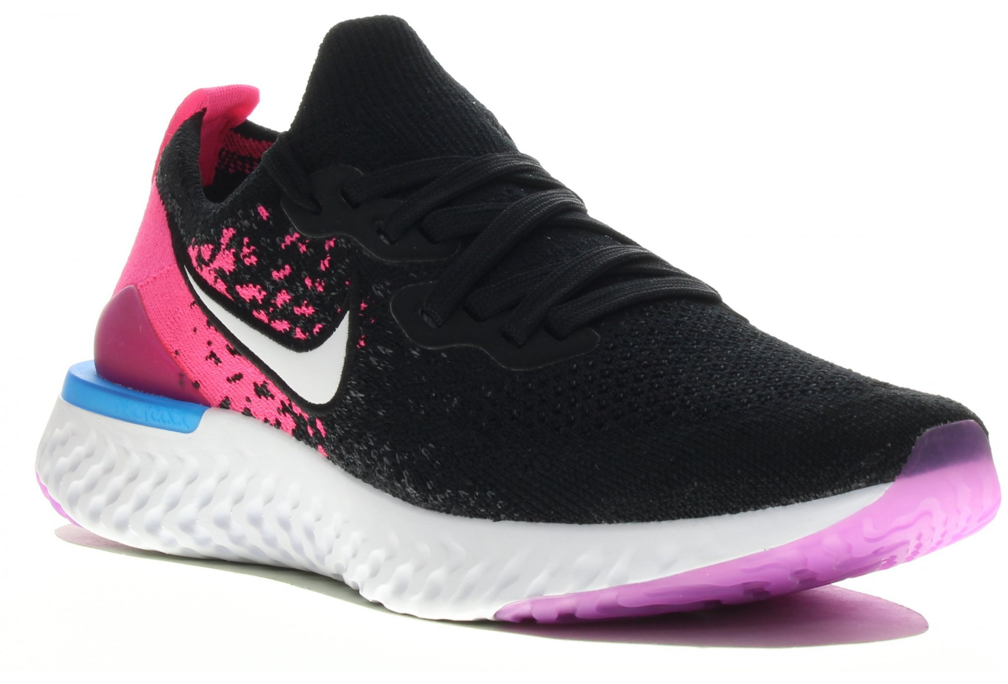 Nike Epic React Flyknit 2 GS Chaussures running femme