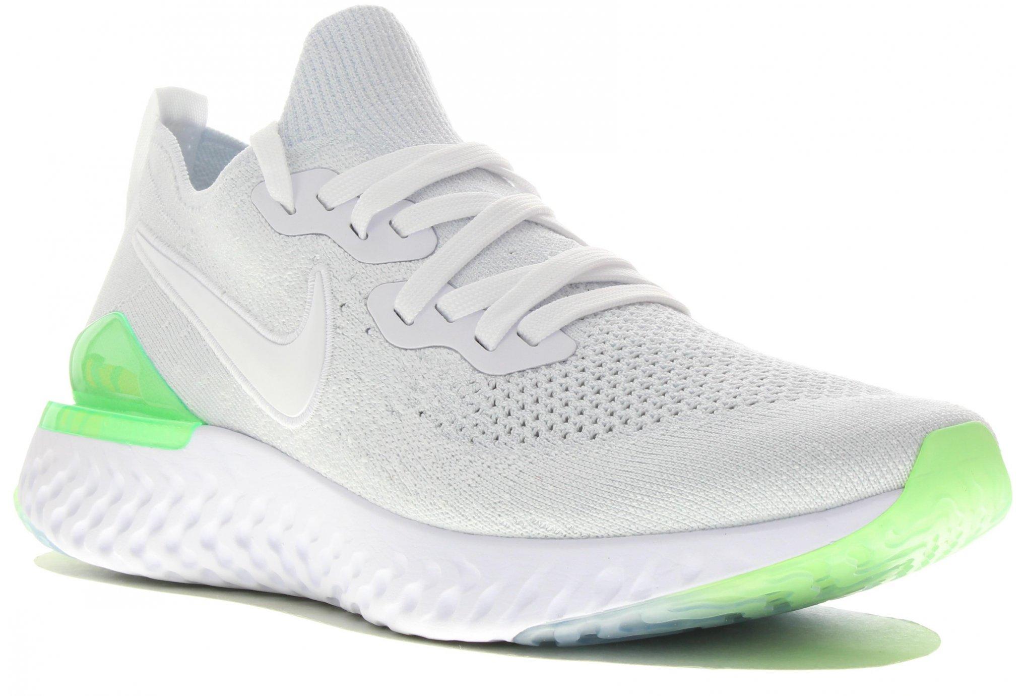 Nike Epic React Flyknit 2 M Diététique Chaussures homme