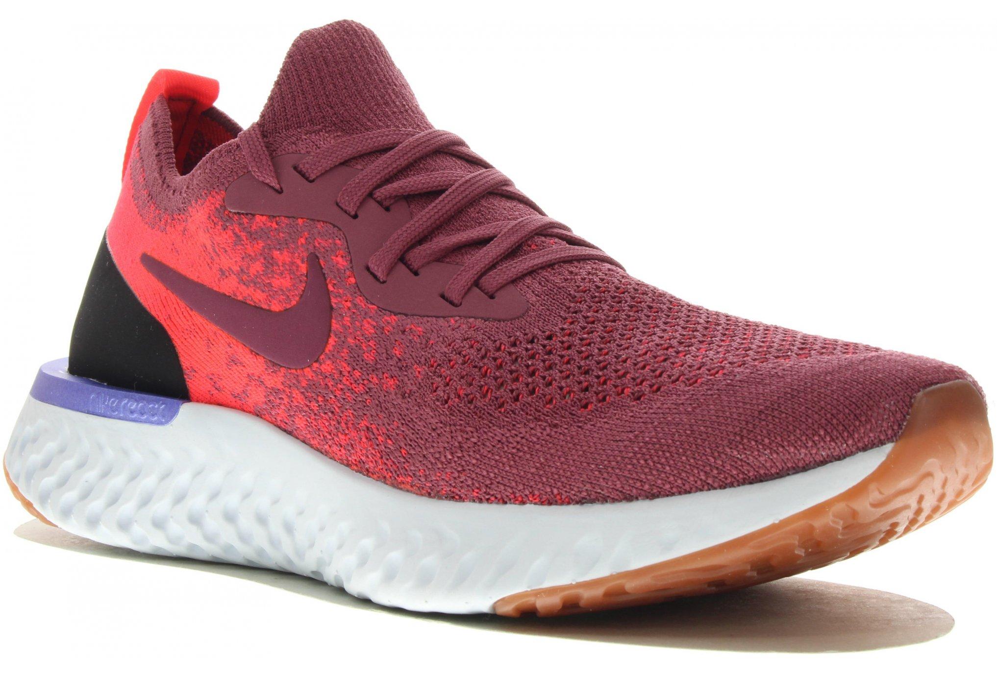 Nike Epic React Flyknit W Diététique Chaussures femme