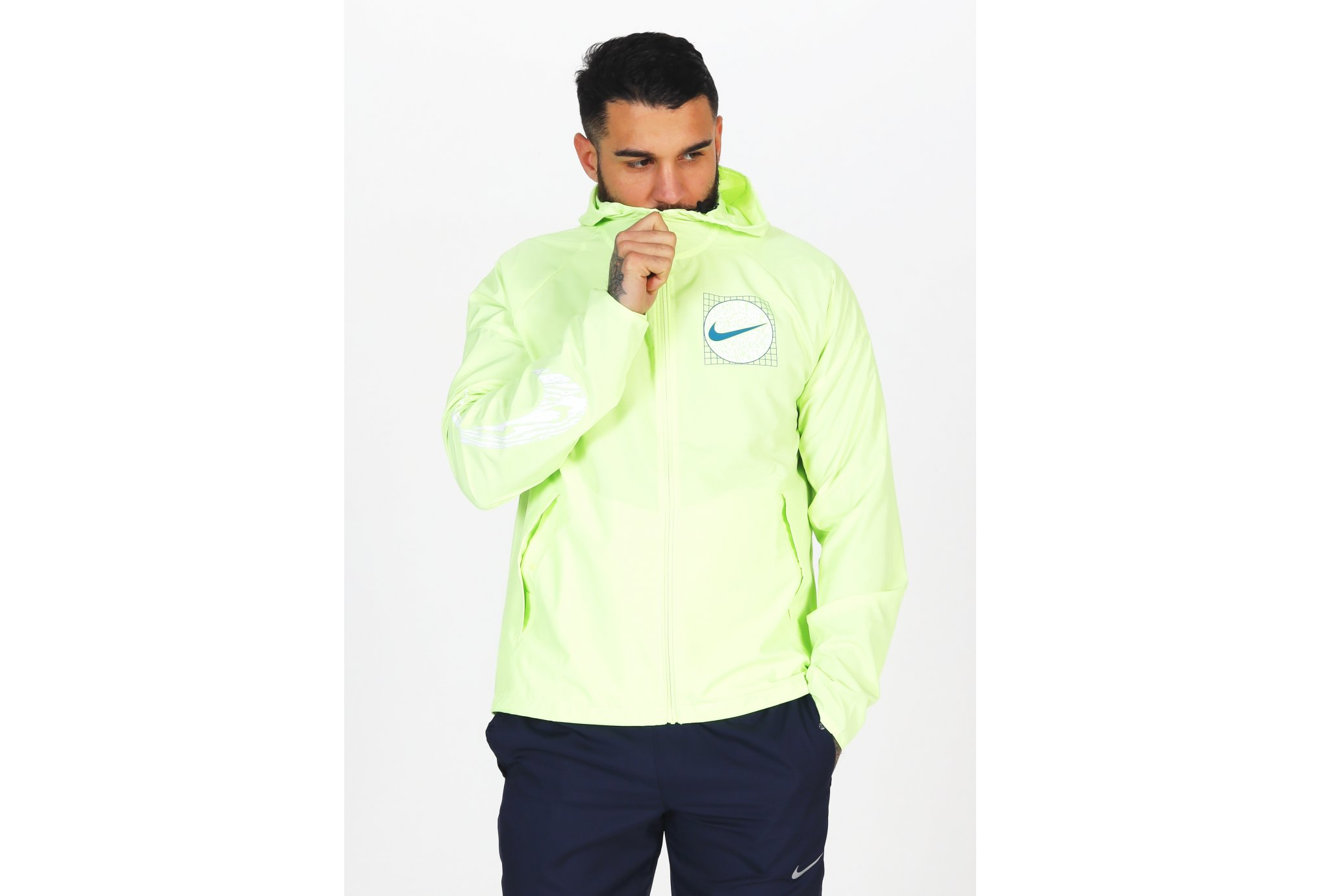 Nike Essential Wild Run M vêtement running homme
