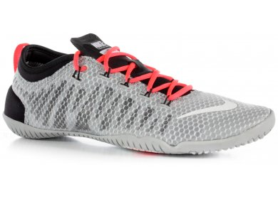bf6f3bd83e3 Nike Free 1.0 Cross Bionic W femme Gris argent pas cher