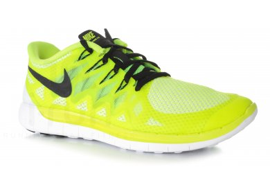 more photos b6d11 0eff1 Nike Free 5.0 M homme Jaune or pas cher