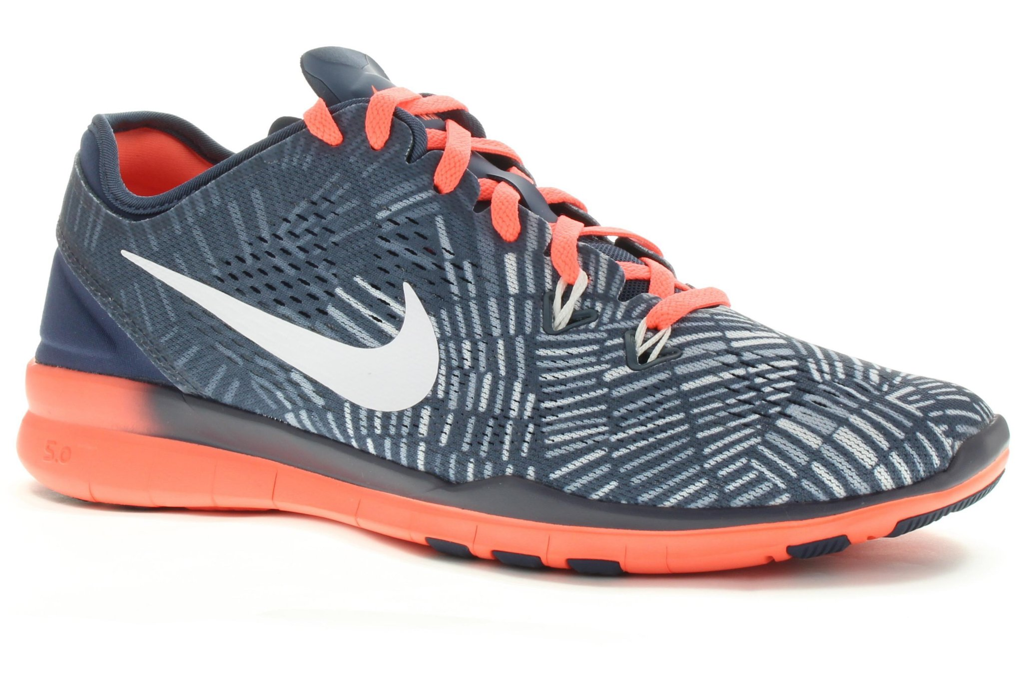 Nike Free 5.0 TR Fit 5 Print déstockage running