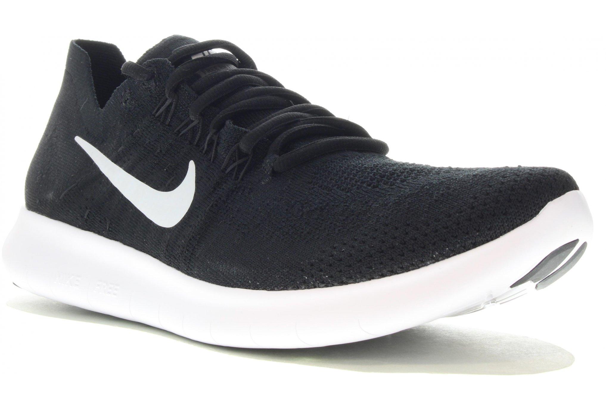 Nike Free RN Flyknit 2017 M Diététique Chaussures homme