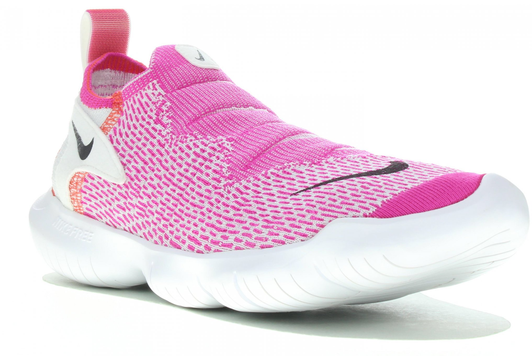Nike Free RN Flyknit 3.0 2020 W Diététique Chaussures femme