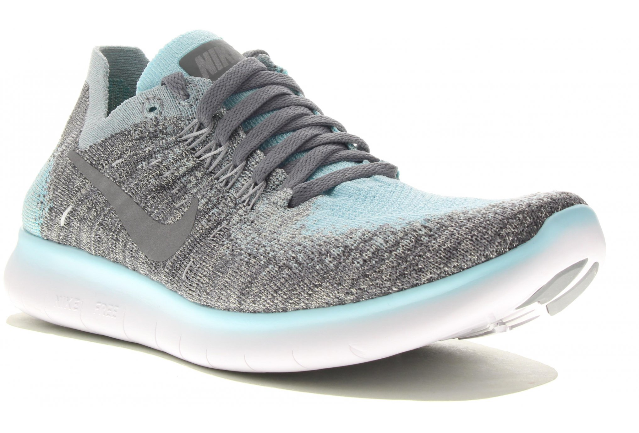 Nike Free RN Flyknit GS Chaussures running femme