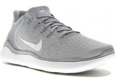 2aa11b749bb2 Nike Free RN M homme Gris argent pas cher