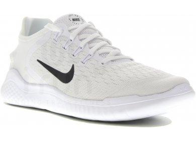 sports shoes 86002 1ed4f Nike Free RN W femme Blanc pas cher