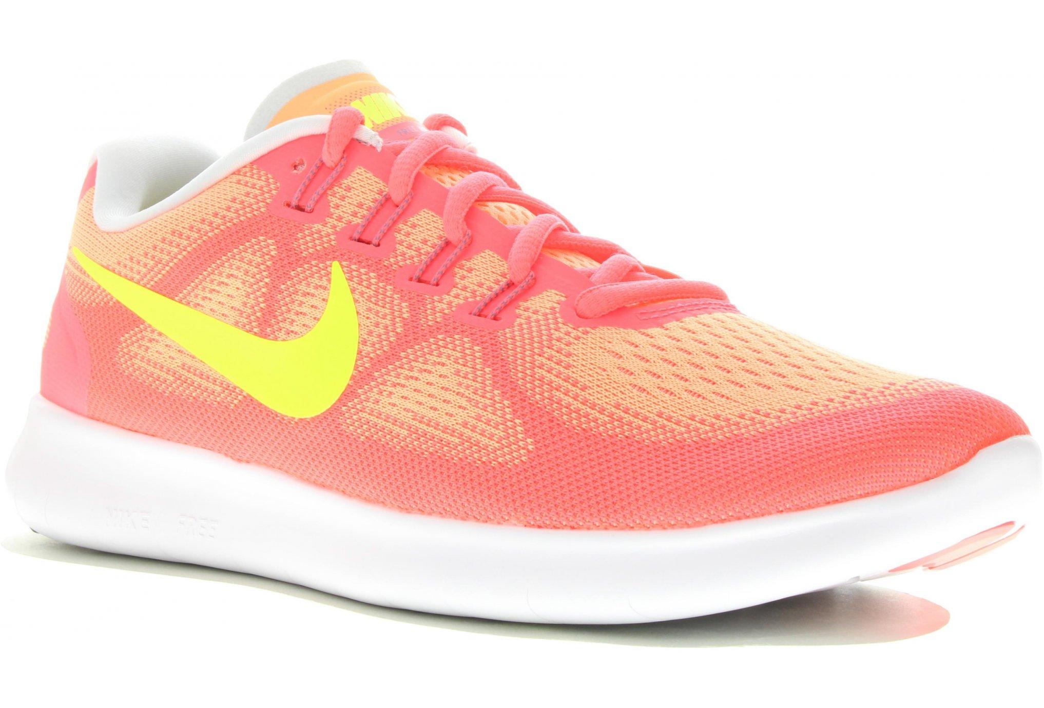 Nike Free RN W Diététique Chaussures femme