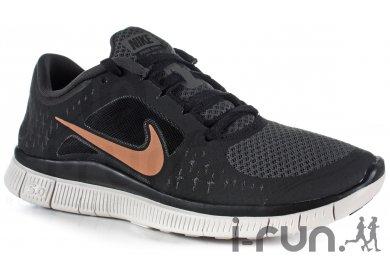 site réputé 129cc e755a Nike Free Run+3 W