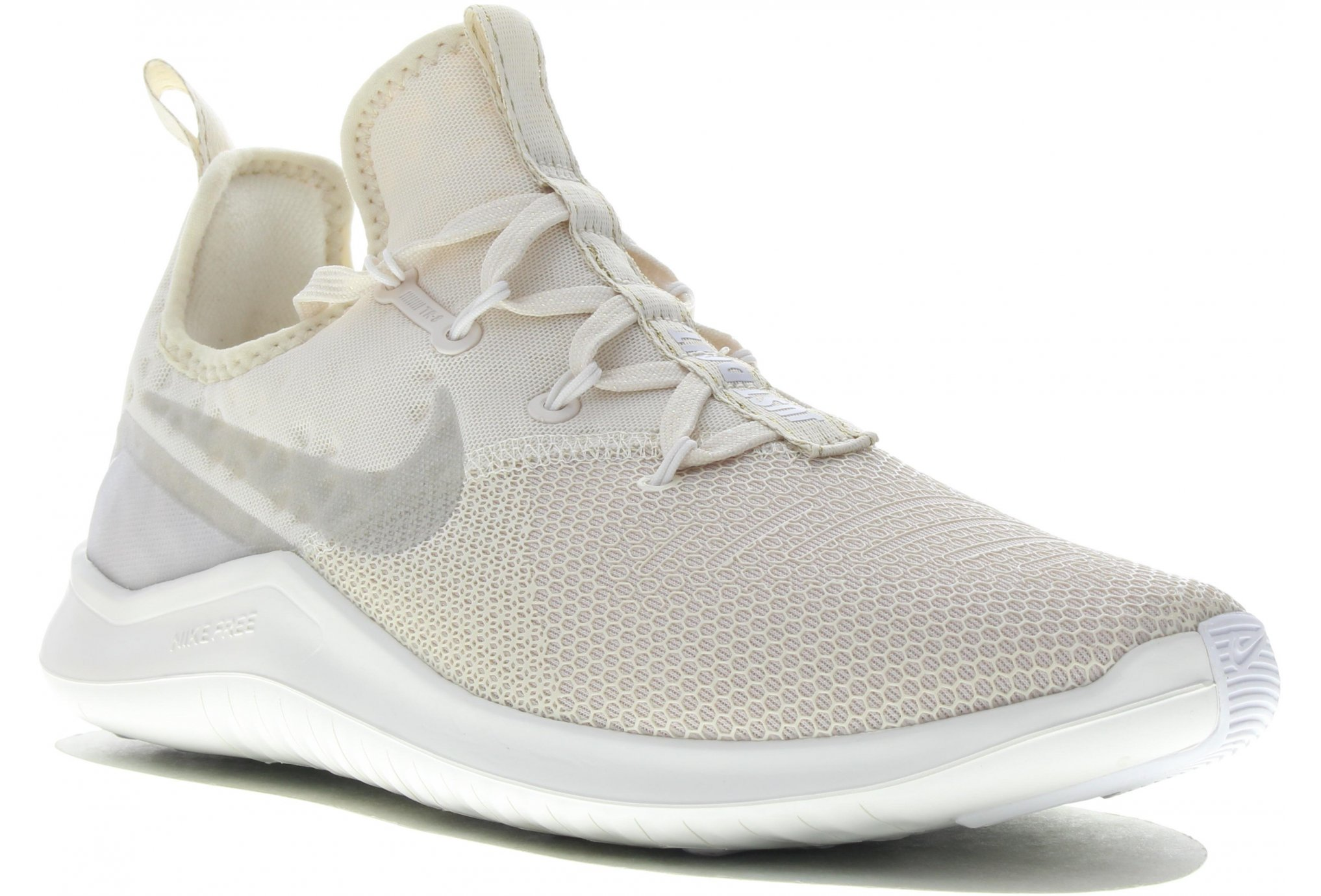 Nike Free TR 8 Champagne W Diététique Chaussures femme