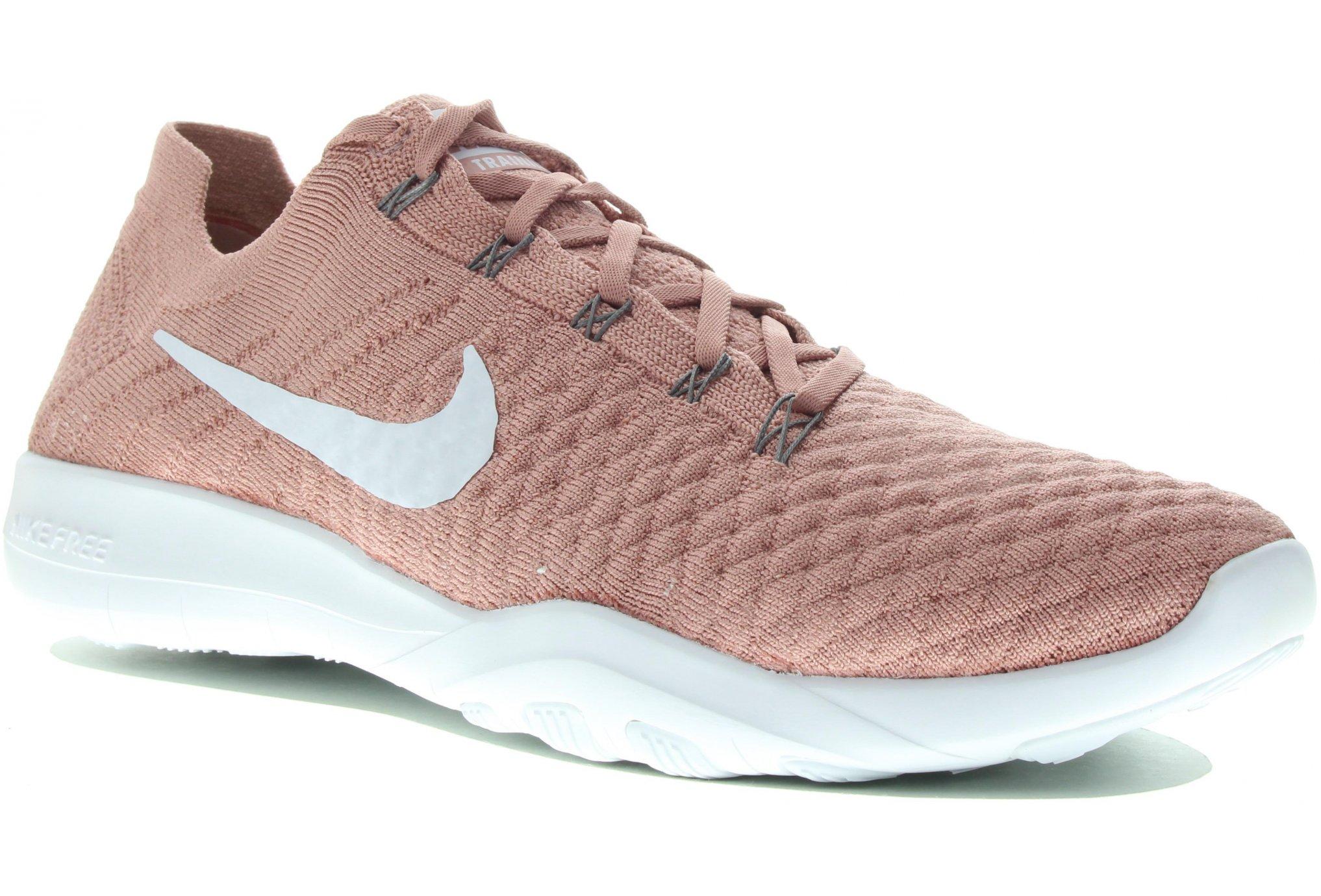 Nike Free TR Flyknit 2 W Diététique Chaussures femme