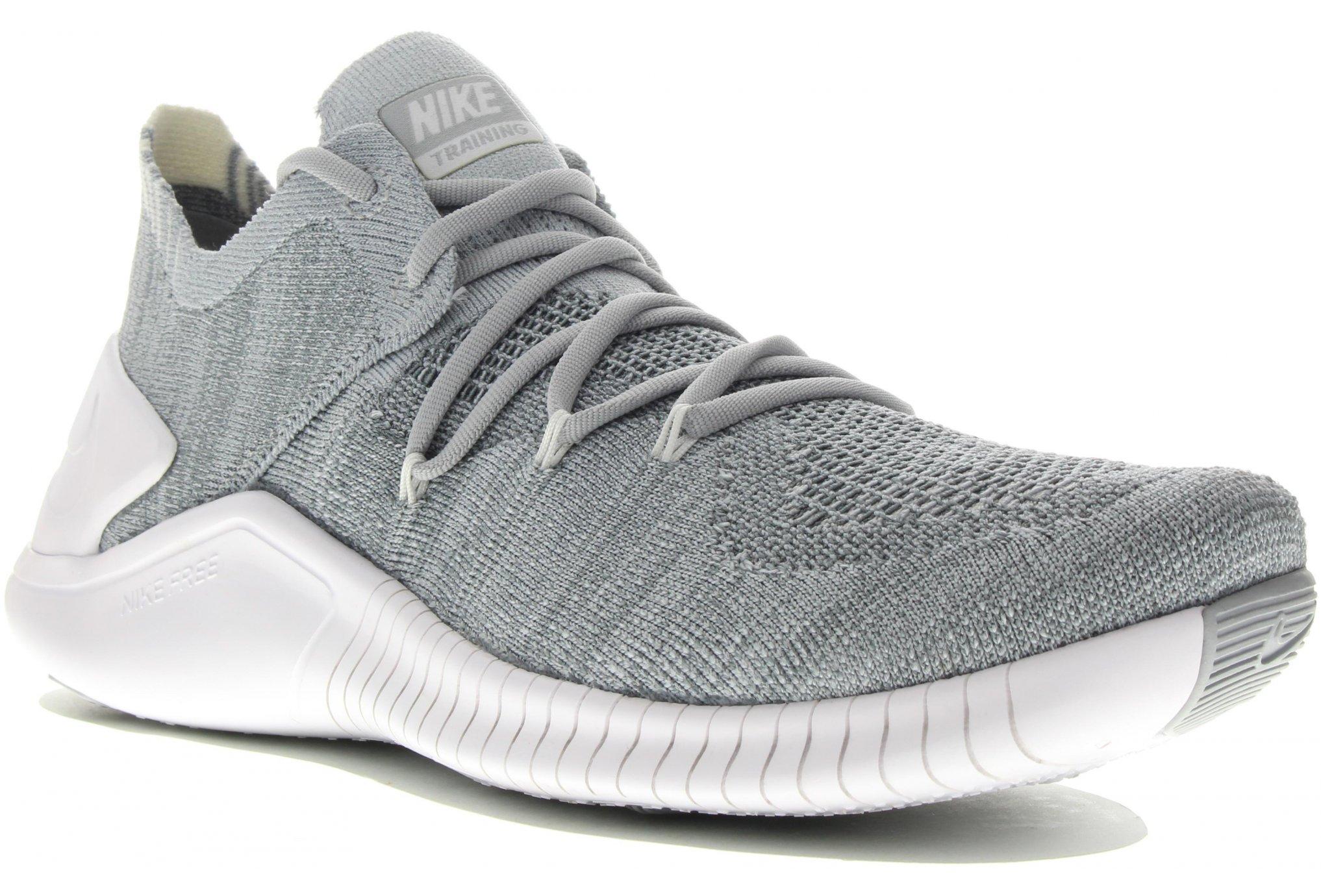 Nike Free TR Flyknit 3 W Diététique Chaussures femme