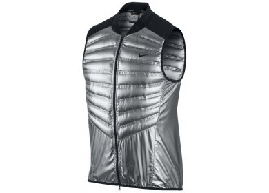 big sale 54674 24290 Nike Gilet Aeroloft 800 Metallic M
