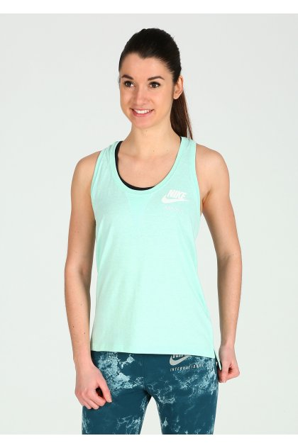 Nike Camiseta de tirantes Gym Vintage