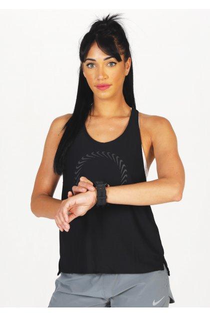 Nike camiseta de tirantes Icon Clash Miler