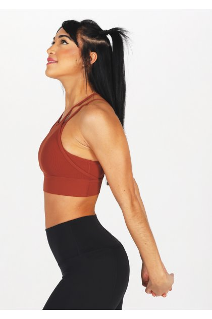 Nike sujetador deportivo Indy Yoga