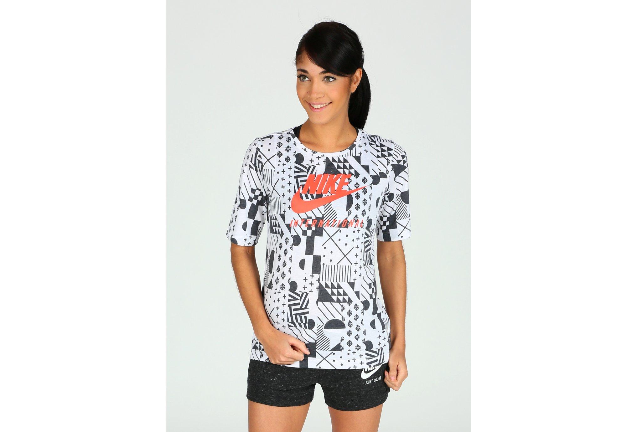 Nike International AOP W Diététique Vêtements femme