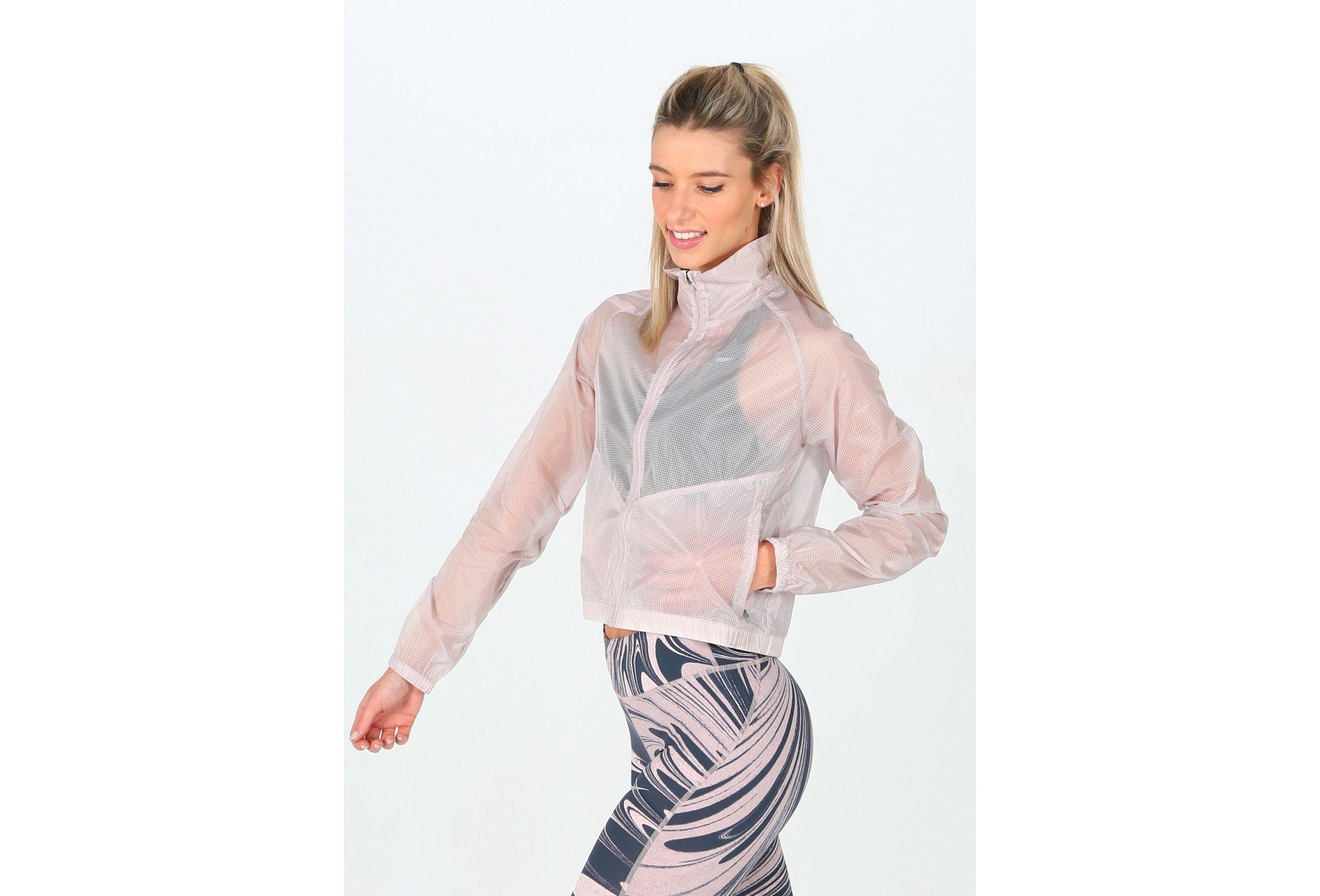 Nike Jacket Transparent W Diététique Vêtements femme