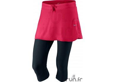 new style da8ac 04436 Nike Jupe Corsaire Skapris Cerise W