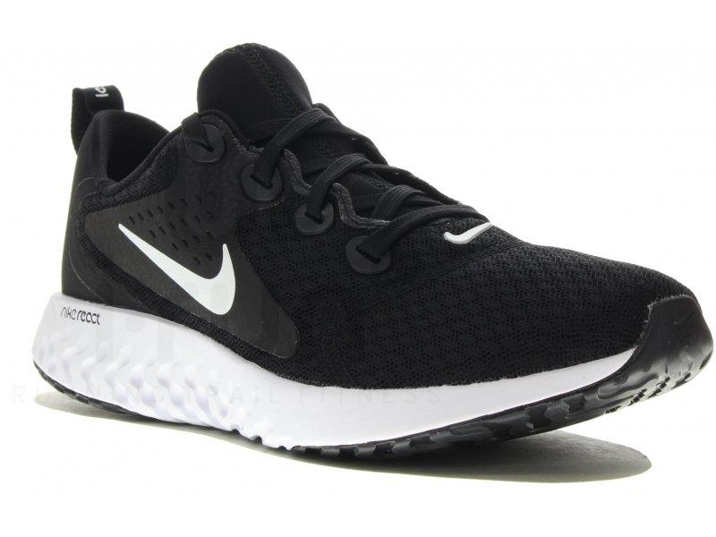 Nike Legend React GS homme Noir pas cher