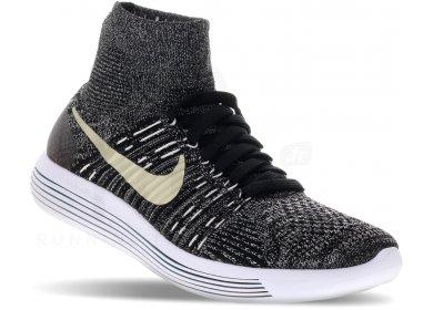 dcd5043035c229 Nike LunarEpic Flyknit Black History Month W femme Noir pas cher