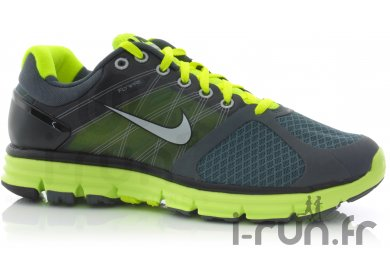 Nike Lunarglide+ 2 Homme Pas Cher Chaussures Homme Running Route