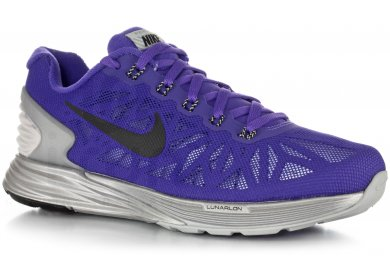 Nike Lunarglide 6 Flash W pas cher Destockage running Chaussures