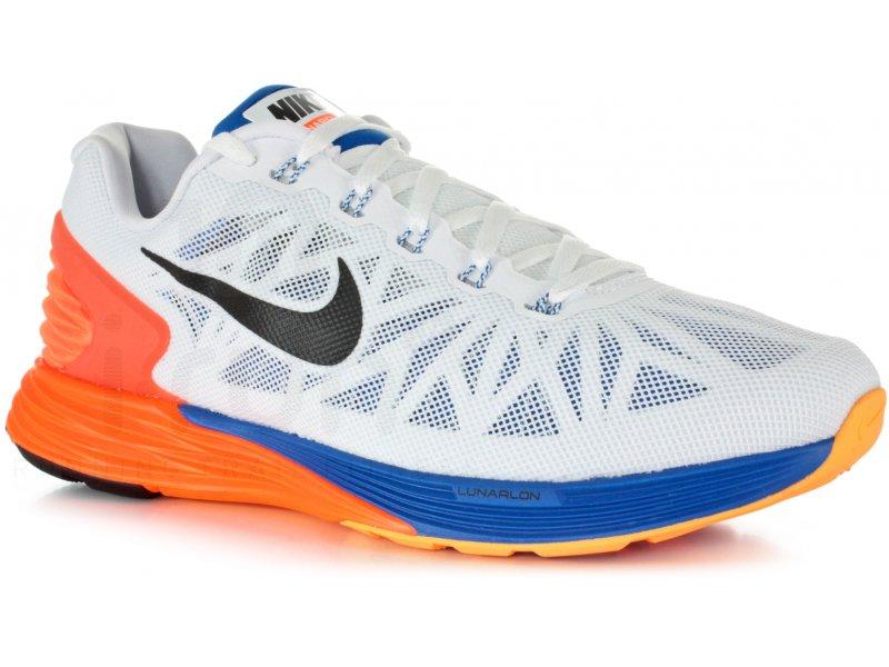 quality design fa827 d1714 ... sweden nike lunarglide 6 m pas cher chaussures homme running route  chemin en promo 3471b 20b4e