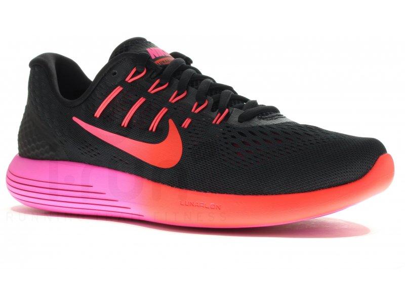 info for c7f33 eca39 Nike Lunarglide 8 W femme Noir pas cher