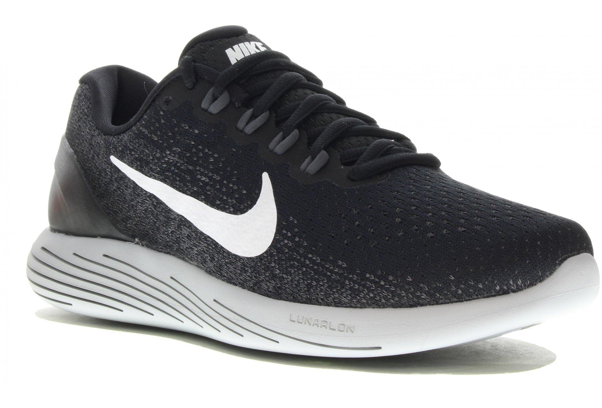 Nike Lunarglide 9 W Diététique Chaussures femme