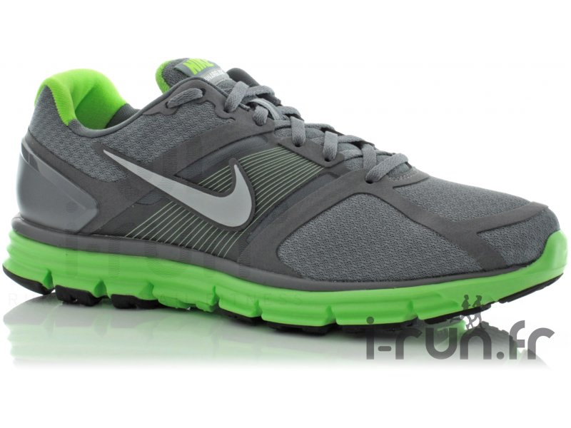 Nike LunarGlide pas cher Chaussures  homme running Route & chemin