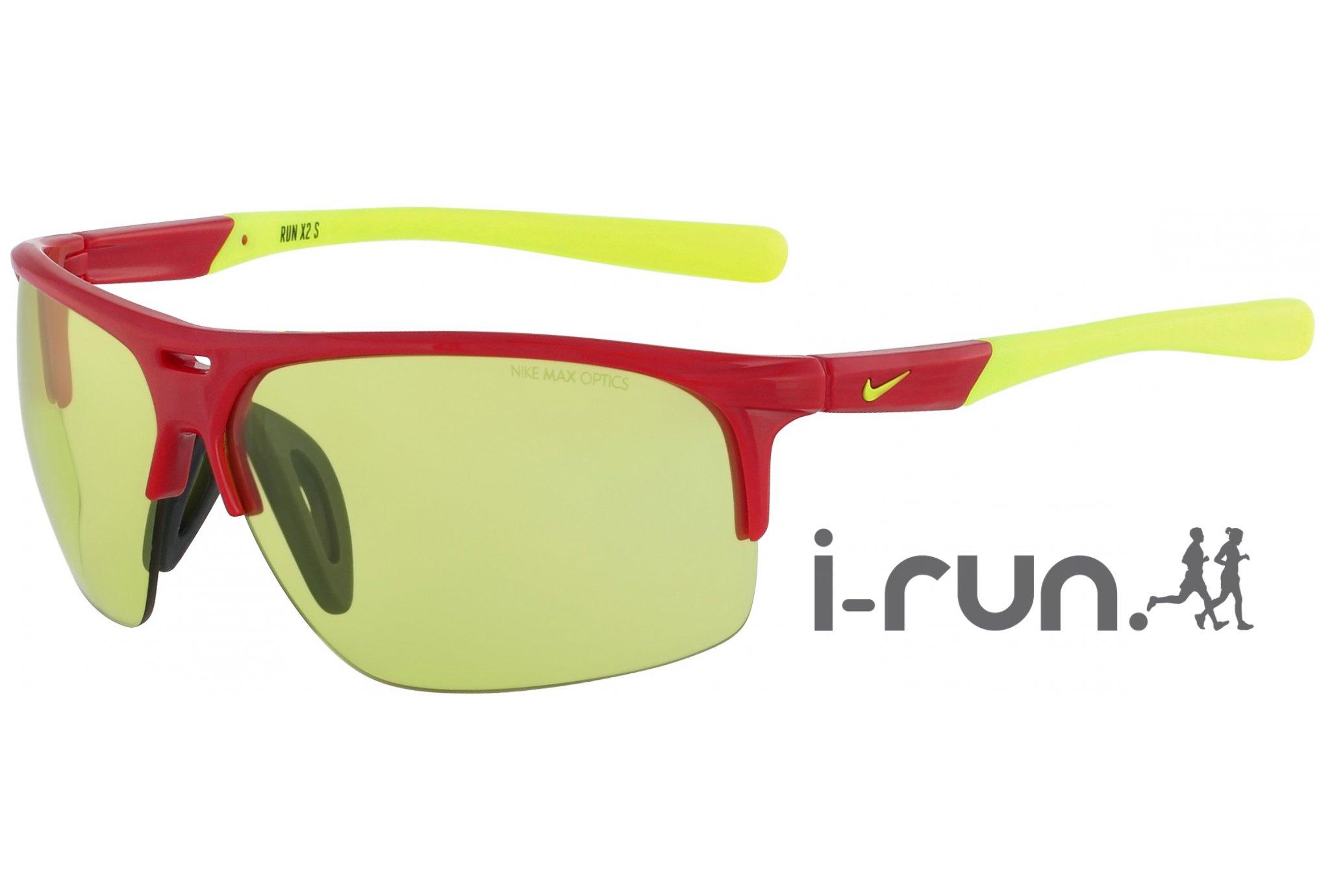 Nike Lunettes Run X2 S R Lunettes