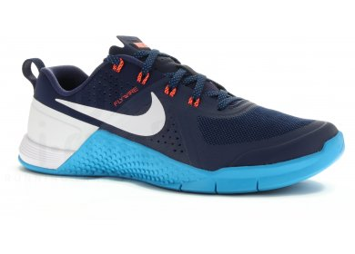 another chance buy good outlet online Nike Metcon 1 M homme Bleu pas cher