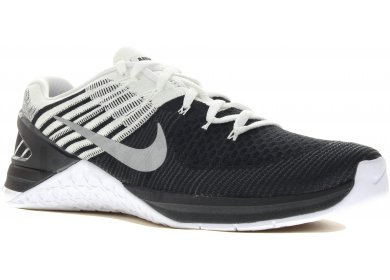 Nike Metcon DSX Flyknit M homme Noir pas cher b44686853
