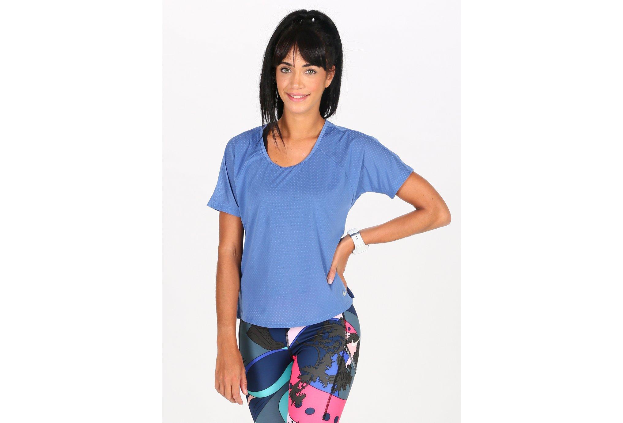 Nike Miler Breathe W Diététique Vêtements femme