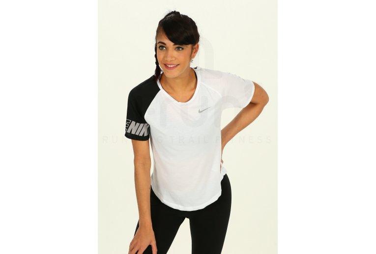 Nike Camiseta manga corta Miler SD