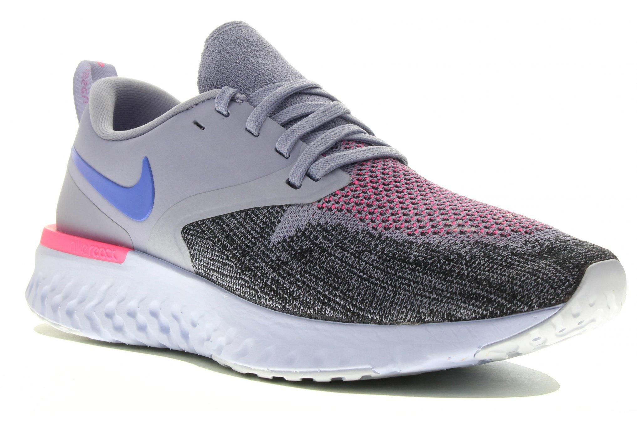 Nike Odyssey React Flyknit 2 W Diététique Chaussures femme