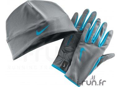 Nike Pack Bonnet + Gant Dri-Fit W - Accessoires running Bonnets ... c6f7e06c630