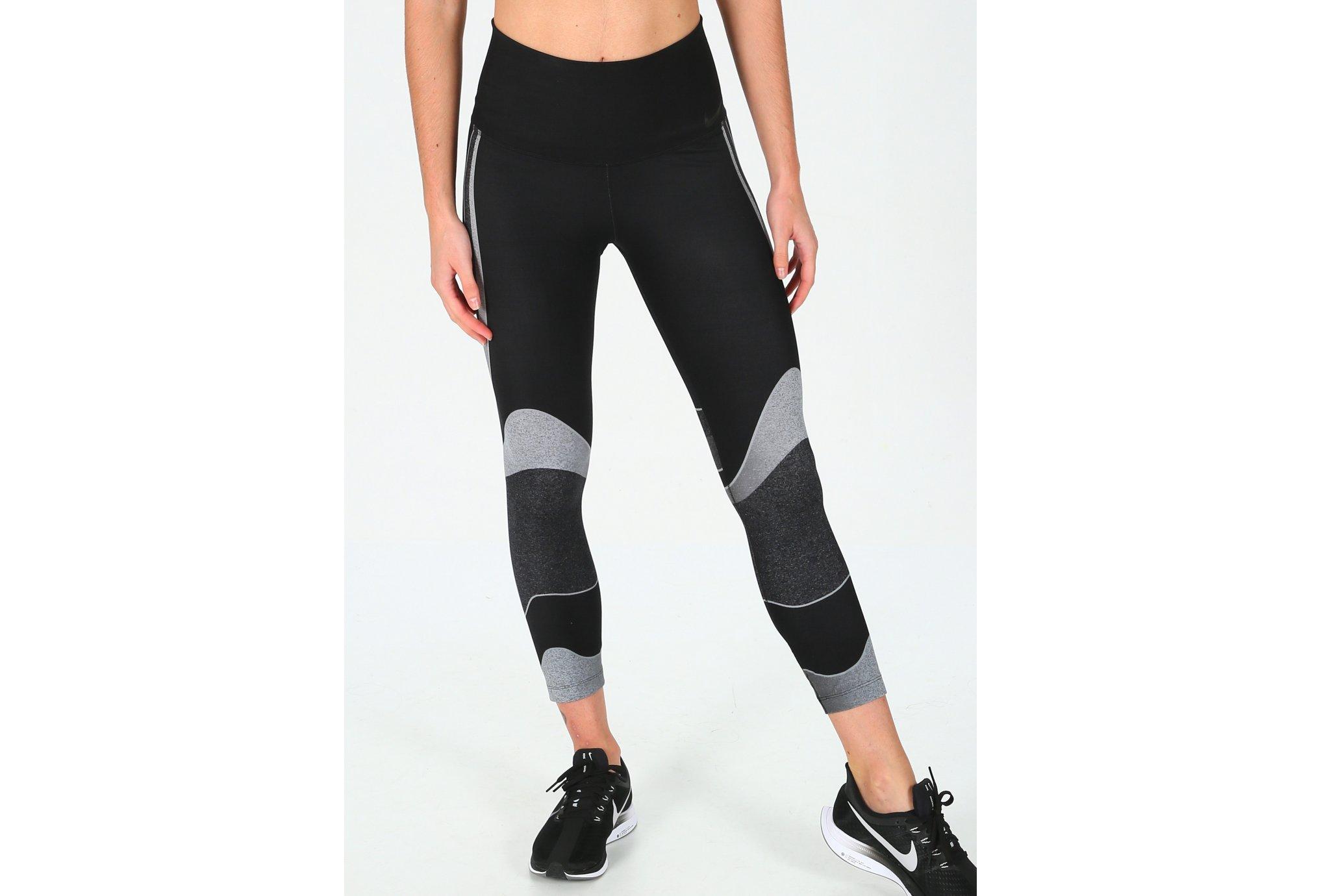 Nike Power Crop W Diététique Vêtements femme