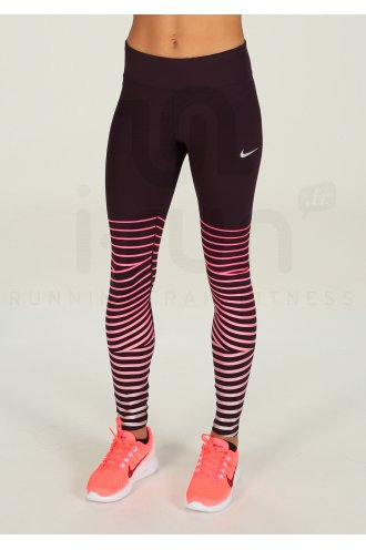 acc622cbba7 Nike Power Epic Lux Flash W femme Framboise