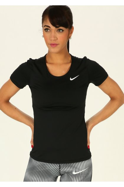 Nike Camiseta manga corta Pro All Over Mesh