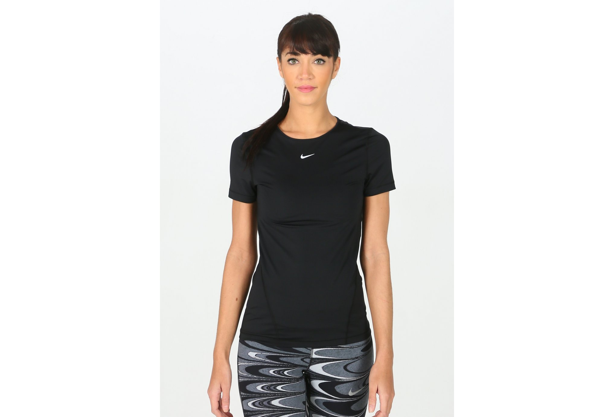 Nike Pro All Over Mesh W vêtement running femme