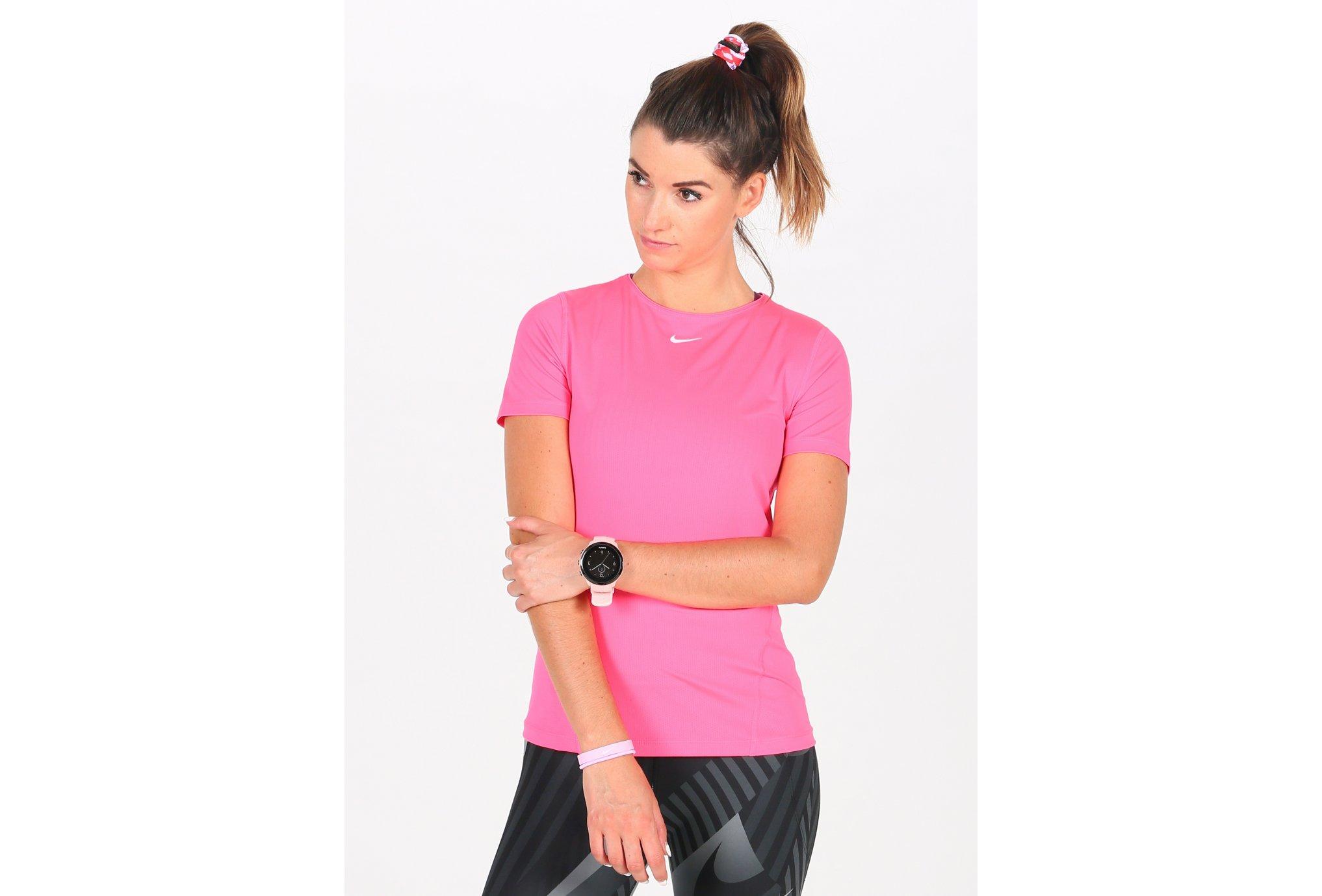 Nike Pro All Over Mesh W vêtement running femme