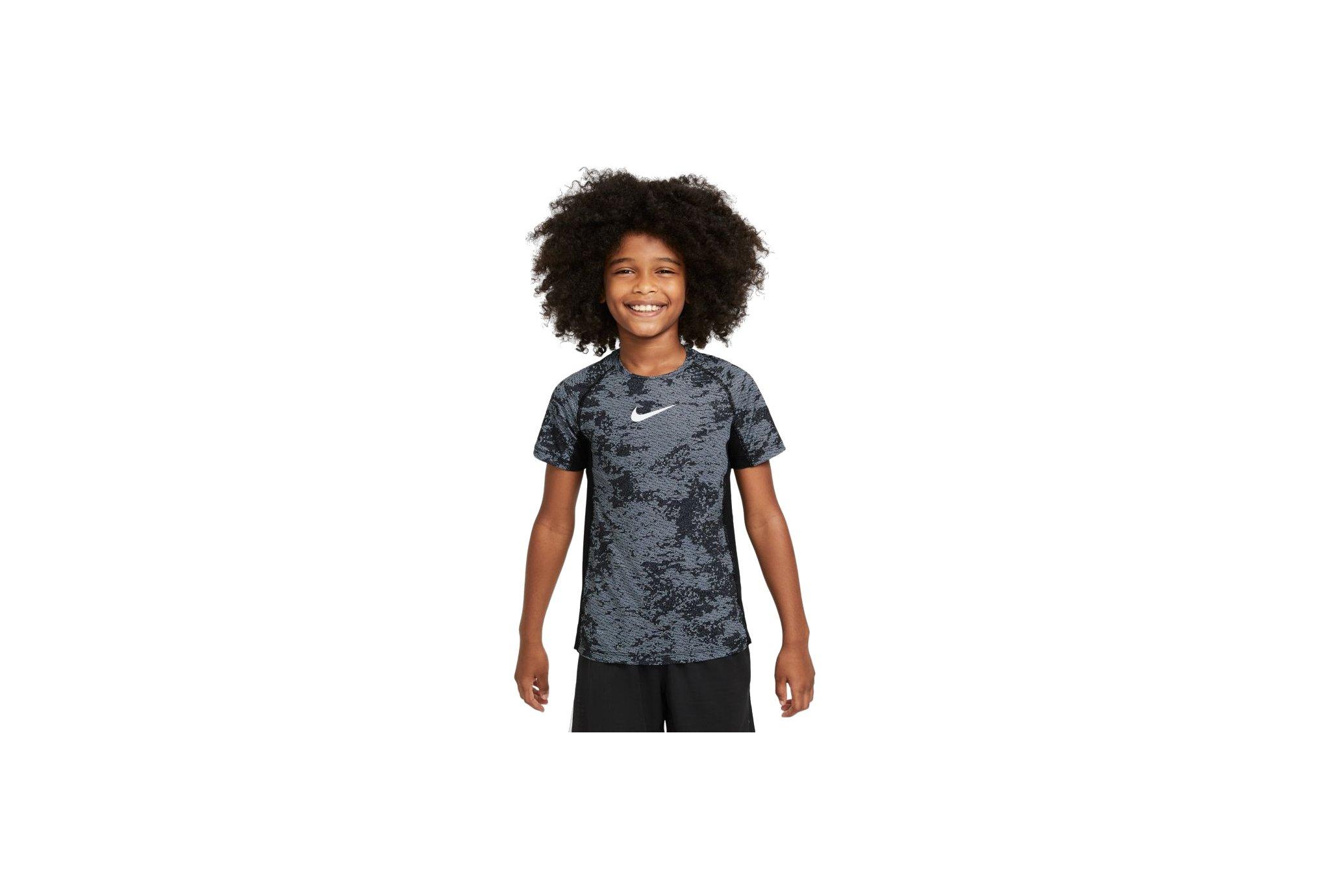 Nike Pro AOP Junior vêtement running homme