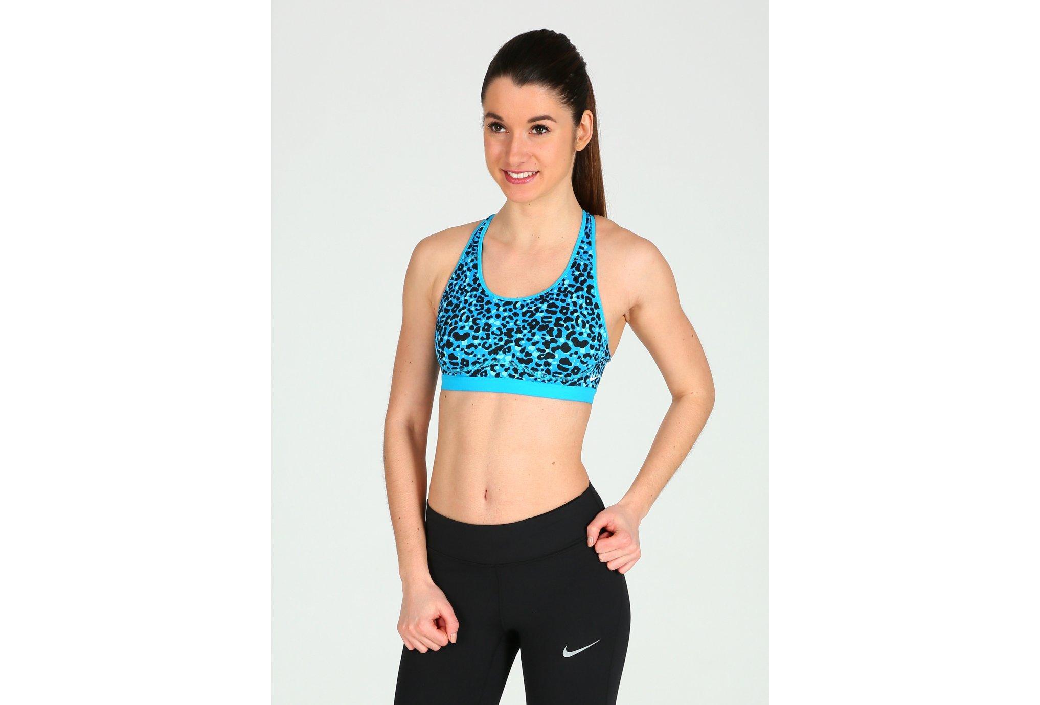 Nike Pro Brassière Fierce Lotus W Diététique Vêtements femme