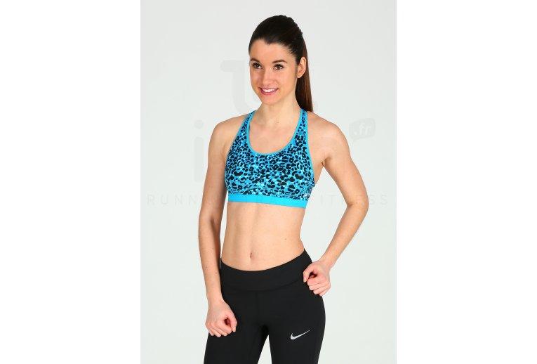 Nike Pro Brassière Fierce Lotus W