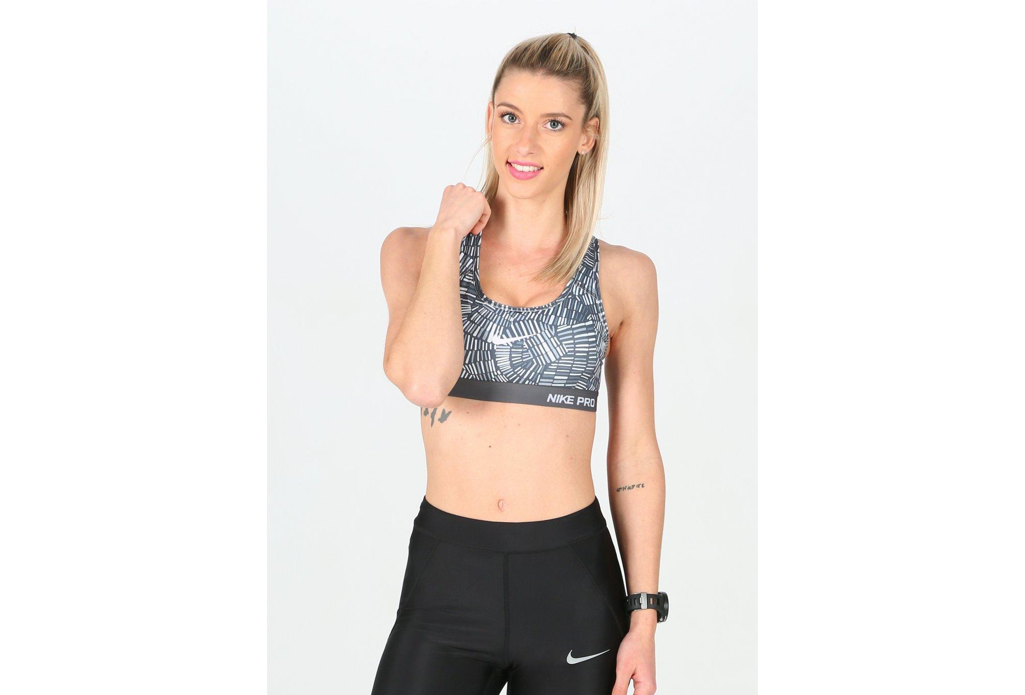 Nike Pro Classic Padded Tidal Multi vêtement running femme